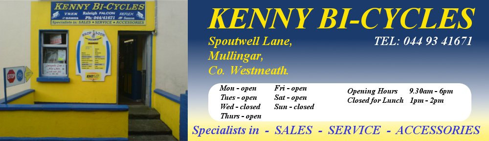 Kenny Cycles